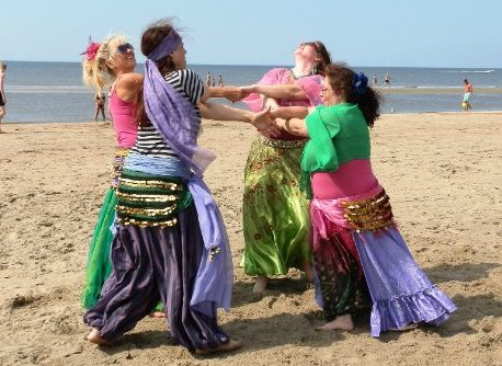 Bellydance on the Beach 2019