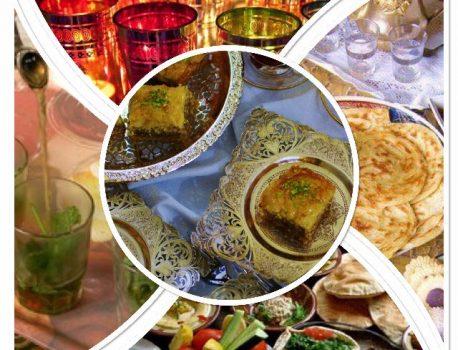 Oriental High Tea 23 juni