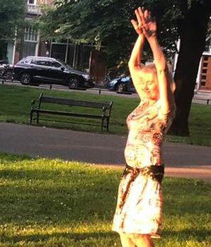 Zomerse buikdanslessen in juli en augustus.