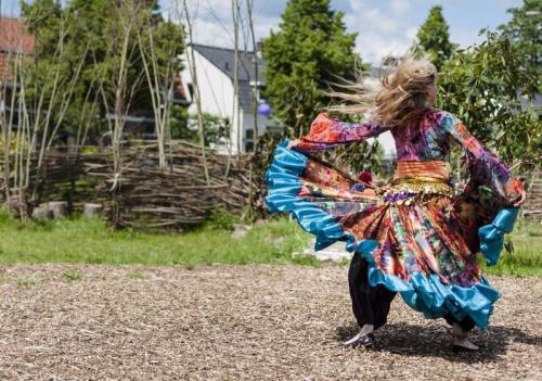 Buikdanseres hadyr gypsie 1