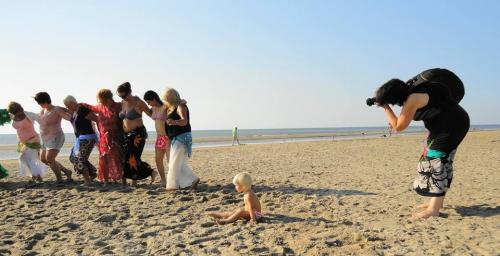 strandvoetendans 150822 Wijk aan Zee